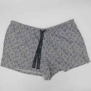 🆕 Joe's Jeans floral lounge shorts size XL